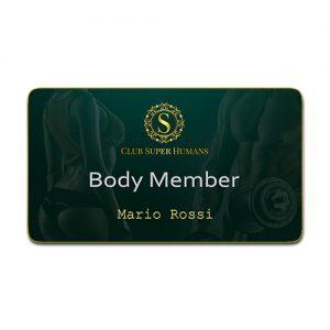 Body Membership