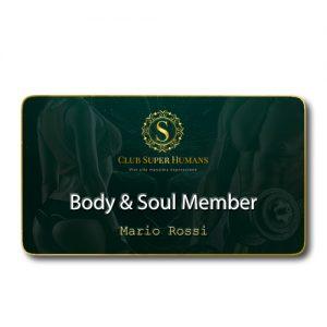 Body & Soul Membership
